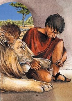 Androcles Moral stories