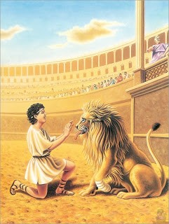 Androcles and the lion Moral stories