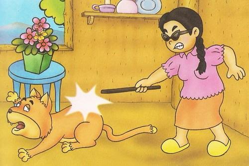 นิทานก่อนนอน นิทานเด็ก แมวกับคนใจคด
